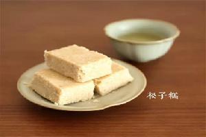 美味松子糕的制作方法