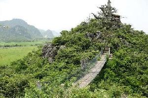 永仁龙虎峡景点