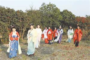 """今年""""花朝节·曲靖汉服文化节""""将于3月31日在珠江源风景区举办"""