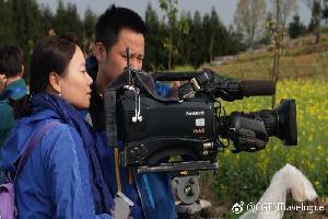 中国国际电视台《旅游指南》栏目走进云南罗平县