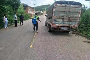 罗平县富乐镇打响防控非洲猪瘟保卫战